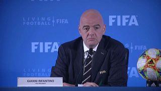 La Coupe du monde des clubs s'exportera en Chine en 2021