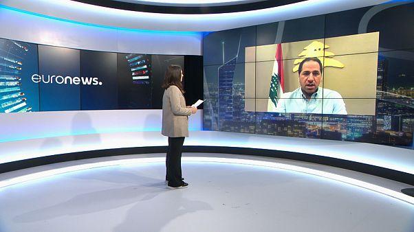 رئيس حزب الكتائب اللبناني ليورونيوز: نطالب باستقالة الحكومة وبتغيير بنيوي للنظام السياسي