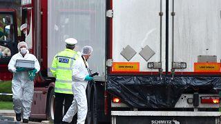 Βρετανία: Εστάλησαν στο Βιετνάμ έγγραφα για την ταυτοποίηση νεκρών στην νταλίκα του θανάτου
