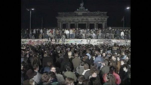 Brandenburger Tor, 9. November 1989