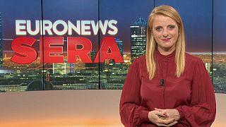 Euronews Sera   TG europeo, edizione di giovedì 24 ottobre 2019