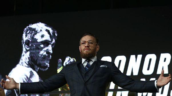 Visszatér az MMA sztárja, Conor McGregor