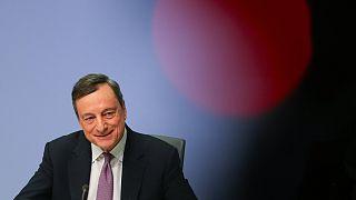 La última reunión de Mario Draghi