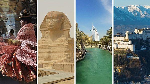 ده شهر برتر جهان برای گردشگری در سال ۲۰۲۰ میلادی کدامند؟