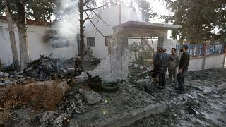 Car bomb kills at least 13 in town on Syria's border with Turkey