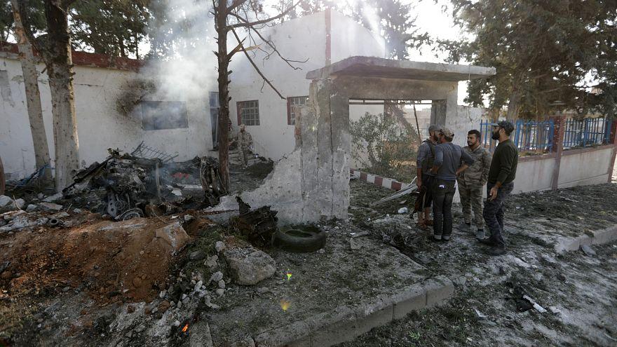 Έκρηξη με παγιδευμένο όχημα στην Τελ Αμπιάντ - YPG και ΡΚΚ κατηγορεί η Άγκυρα