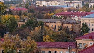 صورة أرشيفية للعاصمة الأوكرانية