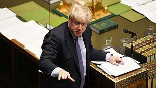بریتانیا؛ بوریس جانسون خواستار برگزاری انتخابات زودرس در ۱۲ دسامبر شد