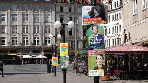 Vertrag für rot-schwarz-grüne Koalition in Brandenburg steht