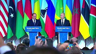 Россия и Африка договорились