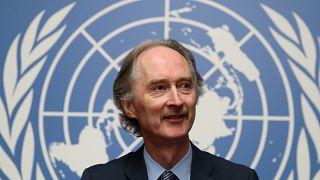 BM Özel Temsilcisi: Suriye'de ateşkesin ardından Anayasa Komisyonu haftaya toplanacak