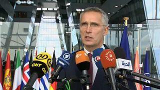 Το ΝΑΤΟ δεν καταδίκασε την Τουρκία για τη Συρία