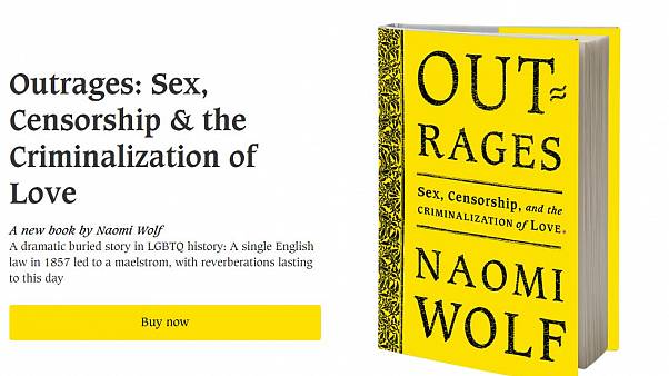 Naomi Wolf's book has was excoriated by the New York Times