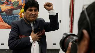 Evo Morales marad Bolívia elnöke