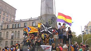 Nuevas manifestaciones el fin de semana en Cataluña