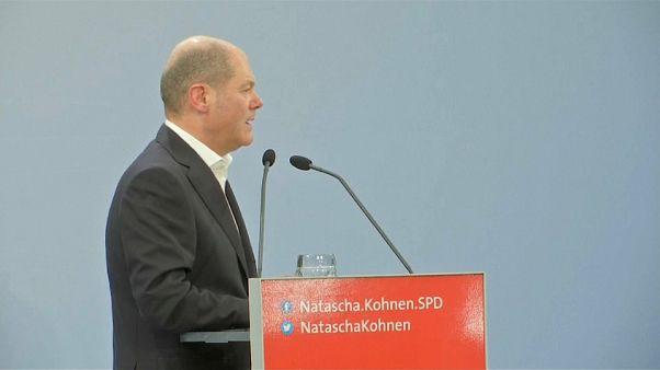 SPD-Parteivorsitz: Welche Chancen hat Olaf Scholz?