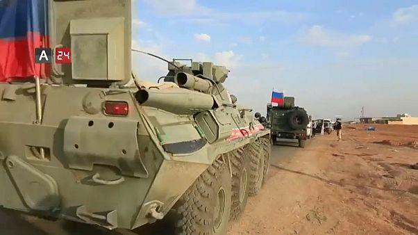 البنتاغون يرسل قوات لحماية حقول النفط السورية ووصول عناصر من الشرطة العسكرية الروسية إلى سوريا