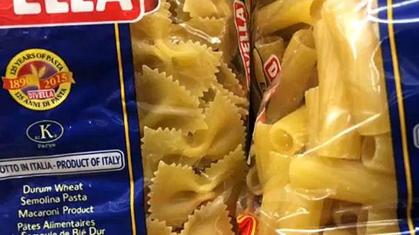 Маркировка макарон в ЕС