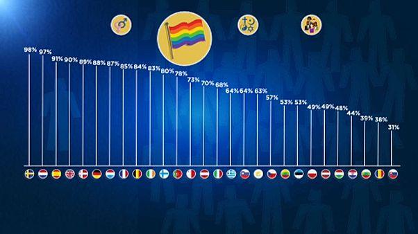 Studie: EU in den letzten Jahren toleranter geworden