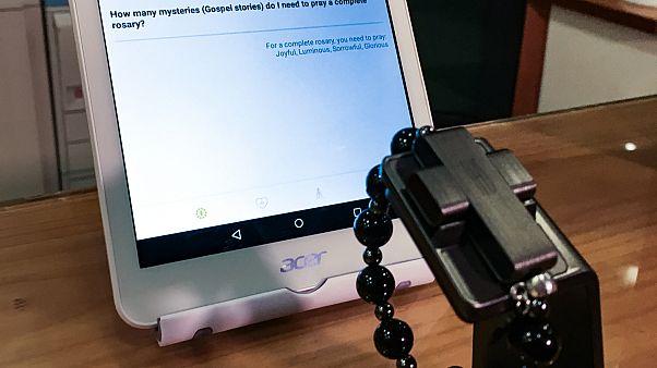 'eRosary': la aplicación digital del Vaticano es blanco fácil de los piratas informáticos