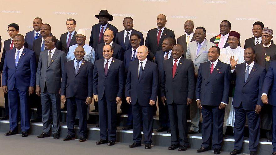 Россия-Африка: к взаимовыгодному партнерству
