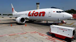 Falhas levaram a queda de Boeing da Lion Air