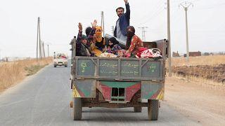 Az Amnesty International szerint Törökország háborús övezetbe telepített vissza szíriai menekülteket