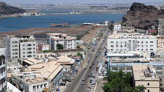 منظر عام لمدينة عدن جنوب اليمن - 2019/10/17