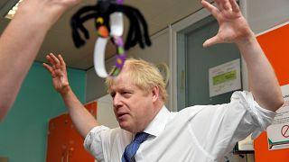 Boris Johnson insiste en el 31 de octubre y la UE pospone su decisión sobre una prórroga