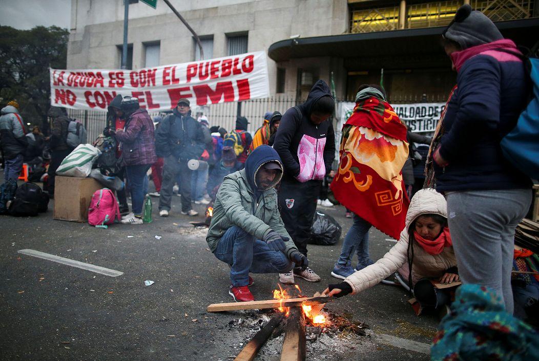 Reuters / Agustín Marcarian