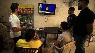 بحران در لبنان؛ حسن نصرالله نسبت به جنگ داخلی و هرج و مرج هشدار داد