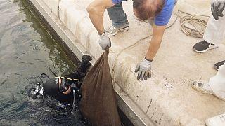 Müll im Meer: die EU zeigt Flagge in puncto Verschmutzung der Ozeane