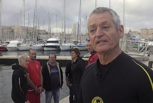 Interjú az önkéntes búvárok vezetőjével