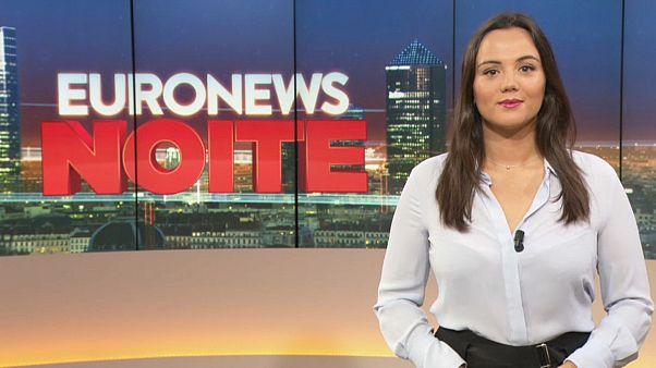 Euronews Noite | As notícias do Mundo de 25 de outubro de 2019