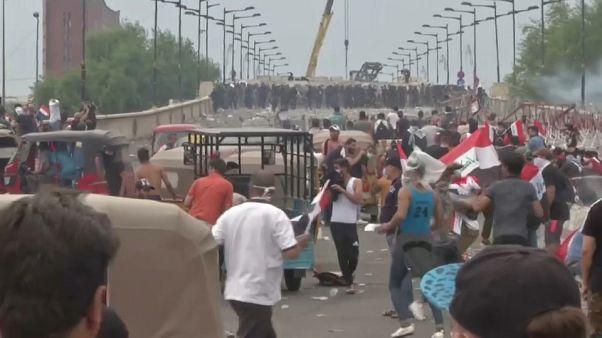 21 Tote bei Protesten im Irak