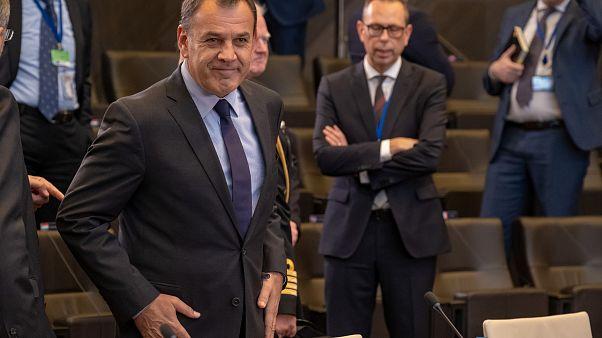 Παναγιωτόπουλος στο euronews: Η αύξηση των ροών εγείρει θέματα ασφαλείας