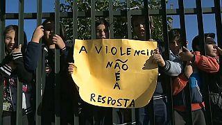 Violência escolar agrava atrito entre Governo e professores