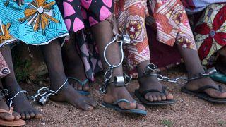 إنقاذ 108 أشخاص من المحتجزين داخل إصلاحية إسلامية وسط نيجيريا