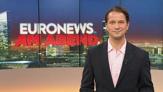 Die Nachrichten am 25. Oktober 2019, präsentiert von Lutz Faupel