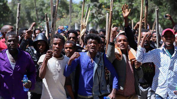 مقتل 67 شخصا في تظاهرات مناهضة لرئيس الوزراء وأعمال عنف عرقية في إثيوبيا