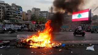 Liban : tensions entre manifestants et militants du Hezbollah