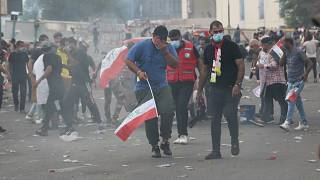 Many complained that they were hit with tear gas