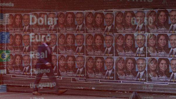الأرجنتين: انتخابات رئاسية في أوج أسوأ أزمة اقتصادية في البلاد منذ 17 عاما