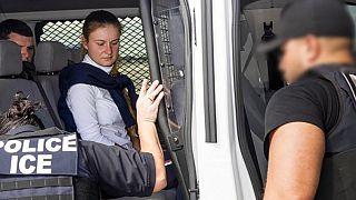 Verurteilte Spionin Maria Butina (30) ist zurück in Moskau