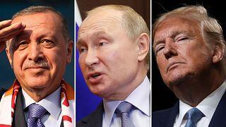 Турция-Россия-США: кто победил в Сирии? | #КУБ