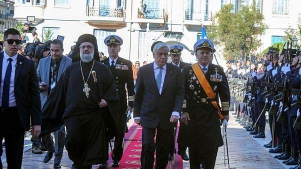 Πρ. Παυλόπουλος: Να υπερασπιζόμαστε, έναντι πάντων, τα εθνικά μας θέματα