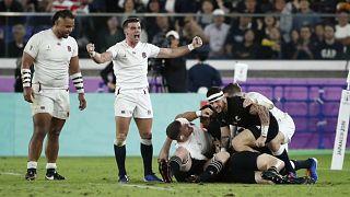 Coppa del mondo di rugby: eliminati gli All Blacks