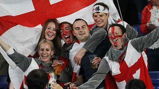 Англичане - финалисты Кубка мира по регби
