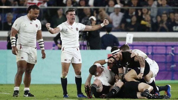 Râguebi: Inglaterra elimina Nova Zelândia do Mundial do Japão