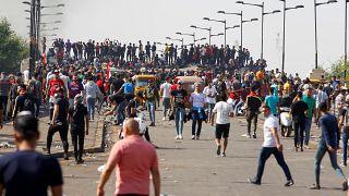 Irak : nouvelles manifestations au lendemain de violences meurtrières